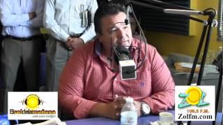 """John Henry """"el chino Millán"""" sicario de Pablo Escobar en elsoldelamañana, Zolfm.com"""