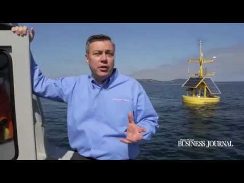 Aegeus wireless buoy system - PSBJ video