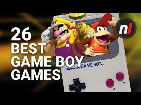 The 26 Best Game Boy Games Of All Time