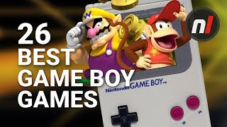 The 26 Best Gąme Boy Games of All Time