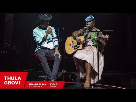 Joey B na Amanda Black (Throwback) – Coke Studio Africa