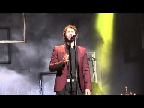 Josh Groban You'll Never Walk Alone DC 09142015