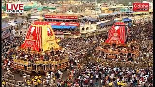 Jagannath Rath Yatra LIVE 2019 from Puri | Car Festival | Ratha Jatra 2019