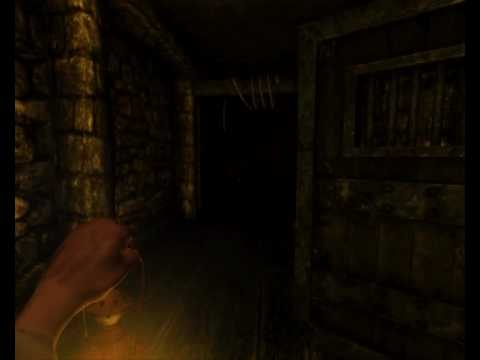 Amnesia: The Dark Descent - Scary Gameplay