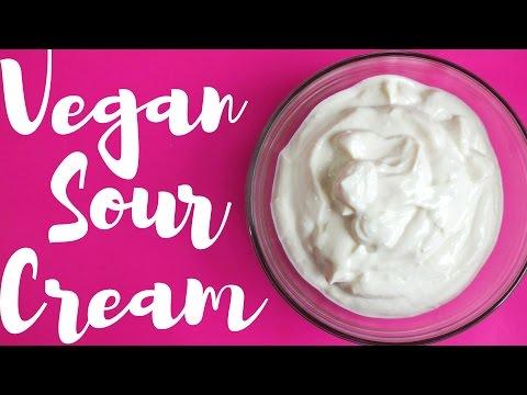 How to make sour cream taste like cheese