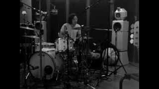 Wolf Courtesy: our drums recording session with Vincent Polycarpe (GUSH)