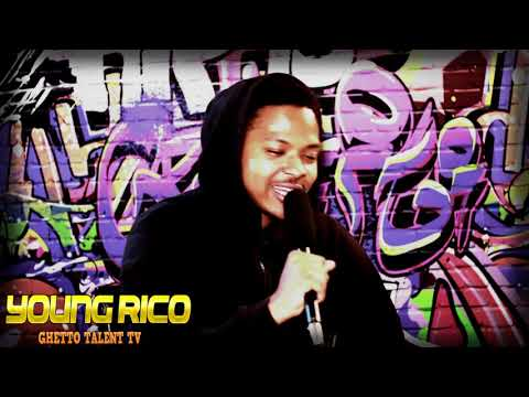 YOUNGRICO On  Ghetto Talent Tv