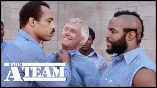 Jail Boxing With Baracus | The A-Team