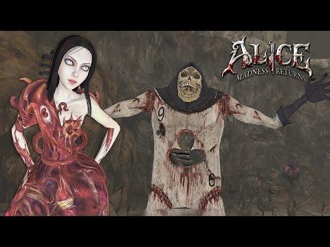 НОВЫЙ мир МОНСТРОВ / Прохождение игры Alice: Madness Returns #18