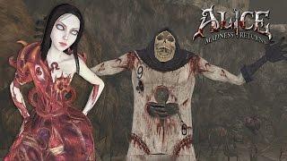 НОВЫЙ мир МОНСТРОВ Прохождение игры Alice Madness Returns 18
