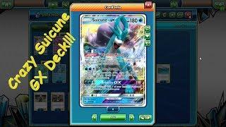 Suicune GX Deck - Pokemon TCG Online Gameplay
