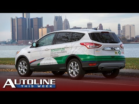 Schaeffler: A Traditional Tier 1 in Transition - Autoline This Week 2238