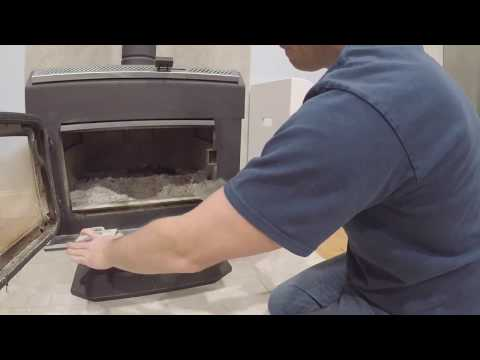 Cleaning A Wood Stove