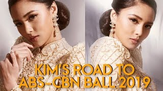 Kim's Road to ABS-CBN Ball 2019 | Kim Chiu PH
