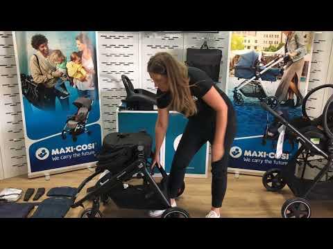 maxi-cosi-zelia-stroller-demo-instructional-video-baby-mode-australia
