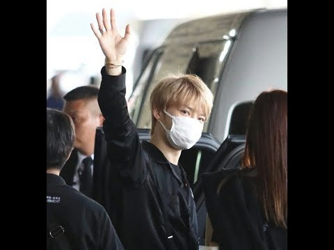 20190222 ジェジュン Kim Jaejoong at Suvarnabhumi Airport  in Bang