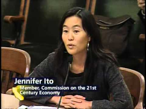 Assembly Revenue and Taxation Committee: Commission on 21st Century Economy Part 2 10/8/2009