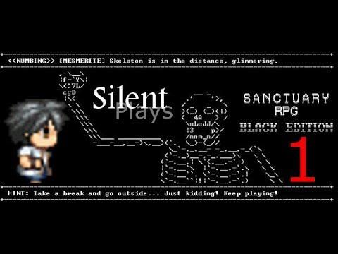 SanctuaryRPG (Black Edition) - ASCII!!!!! |