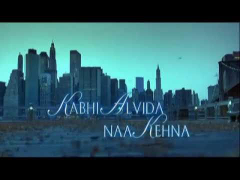 Kabhi Alvida Naa Kehna Rani Rani & SRK // Kabhi Alvida Naa Kehna (instrumental) - YouTube
