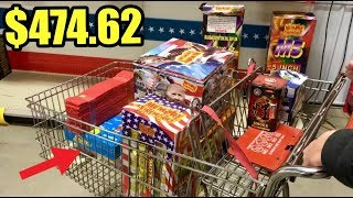 Buying MORE Fireworks For NYE 2019!