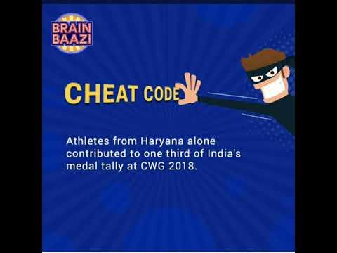 Brain Baazi social media cheat code for 23 may 9 pm
