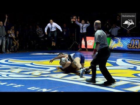 Wrestling vs Minnesota Highlights (11.17.2017)