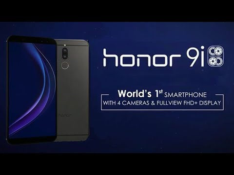 HONOR 9i [MOBILE WITH 4 CAMERA] MALAYALAM ..!   RANDOM REVIEW #4
