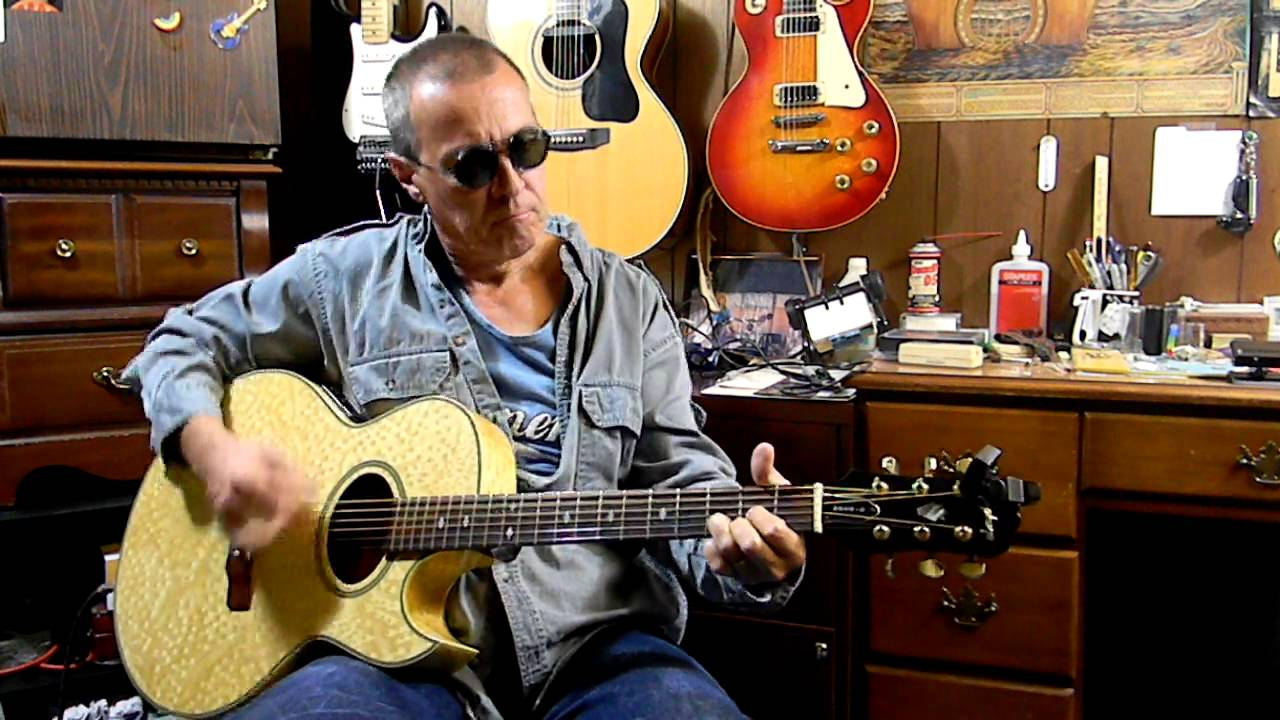 acoustic guitar jam in drop d tuning rock blues guitar performance youtube. Black Bedroom Furniture Sets. Home Design Ideas