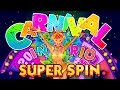 Carnival In Rio Super Spin Slot - NICE SESSION, ALL FEATURES!