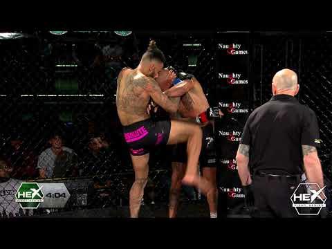 HEX 20 Highlights - Raja Shippen vs Michael Barber