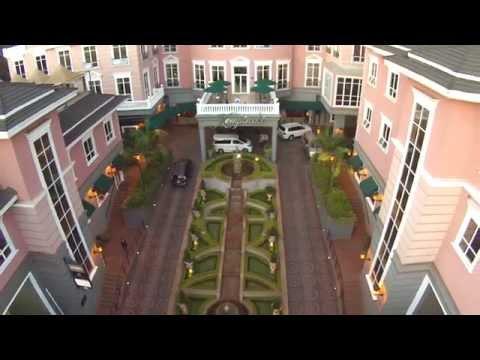 Kempinski Villa Rosa - 5 star luxury in Nairobi, Kenya