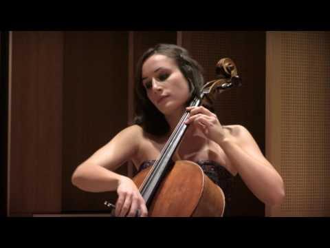 Music Chapel Artist Diploma: Julie Sevilla-Fraysse, cello - M.Fukami, piano: Beethoven