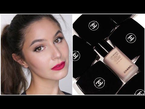 Chanel Les Beiges Healthy Glow Foundation First Impressions   Karima McKimmie