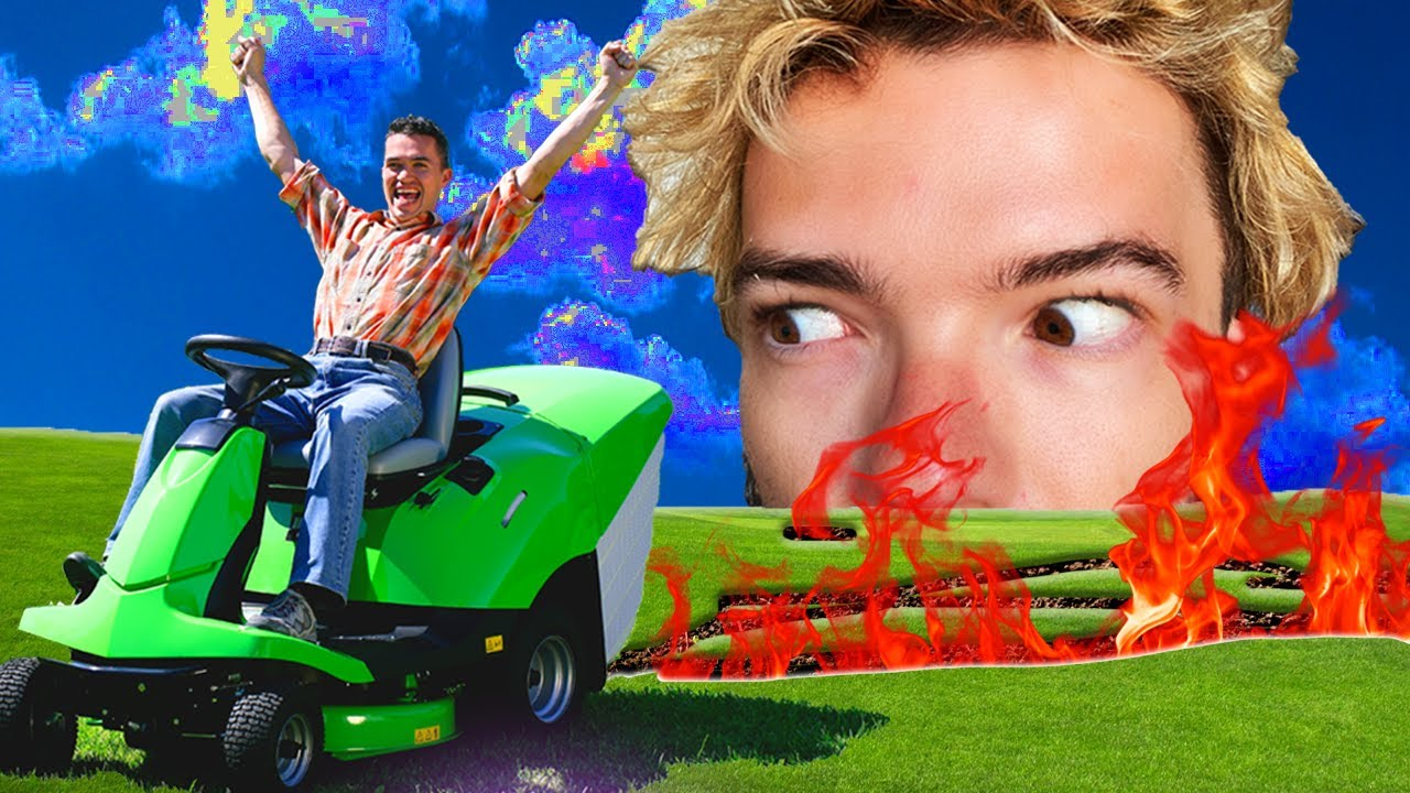 Lawns: Crimes Against the Ground