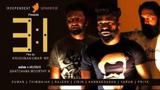 3:1 Tamil Shortfilm    Comedy Horror    Kyaa Re   Directed by Krishna
