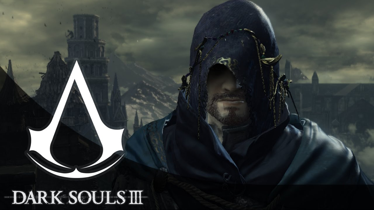 How To Create Ezio Auditore Dark Souls 3 Youtube