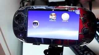 Pack Emuladores Para PSvita 3.70 - Listos Para usar en VHBL