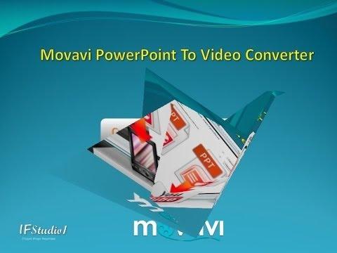 Вопрос: Как конвертировать PPT в видео?