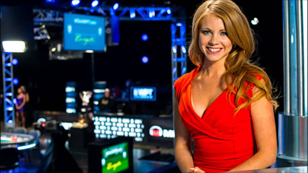 World poker tour girl host