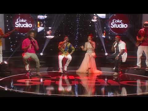 "Rayvanny, Dji Tafinha,Sami Dan and Laura Beg: ""Jingle Bells"" - Coke Studio Africa"