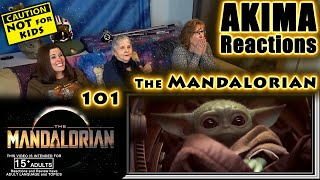 The Mandalorian 101 | Chapter 1 | AKIMA Reactions