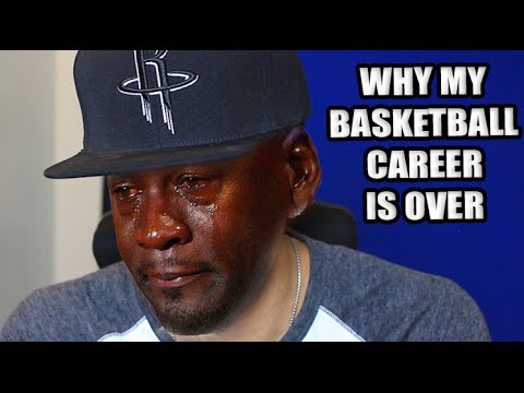 STORYTIME - Why I Quit Playing Basketball... (Career Ending Injury Full Story)