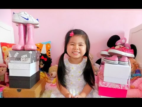 Kids designer shoes collection | Young Versace, Step2wo, Lelli Kelly |  MyprincessMia - YouTube