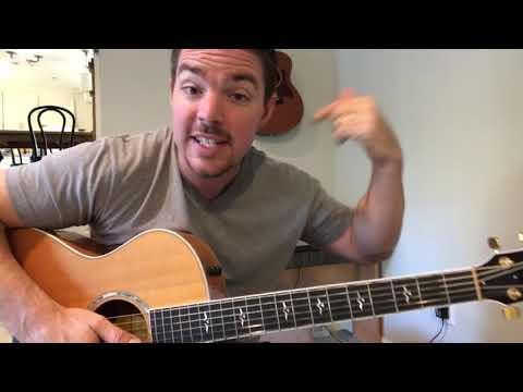 Neon Church | Tim McGraw | Beginner Guitar Lesson