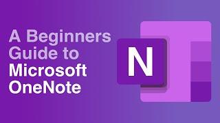 A Beginners Guide to Microsoft OneNote screenshot 5