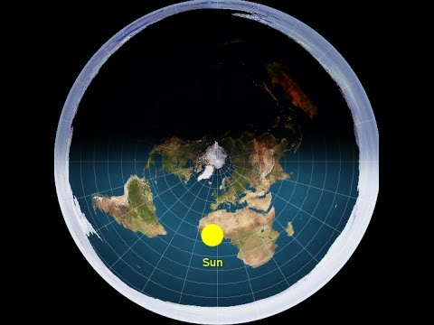Flat Earth to Jesus...and living in the End Times Darren Nesbit in conversation