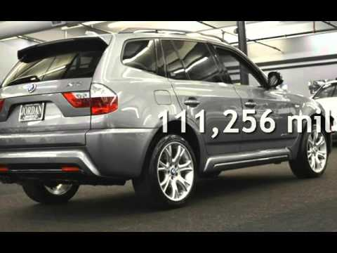 2010 bmw x3 xdrive30i m sport pano roof prem cold weather pkgs for sale in milwaukie or youtube. Black Bedroom Furniture Sets. Home Design Ideas