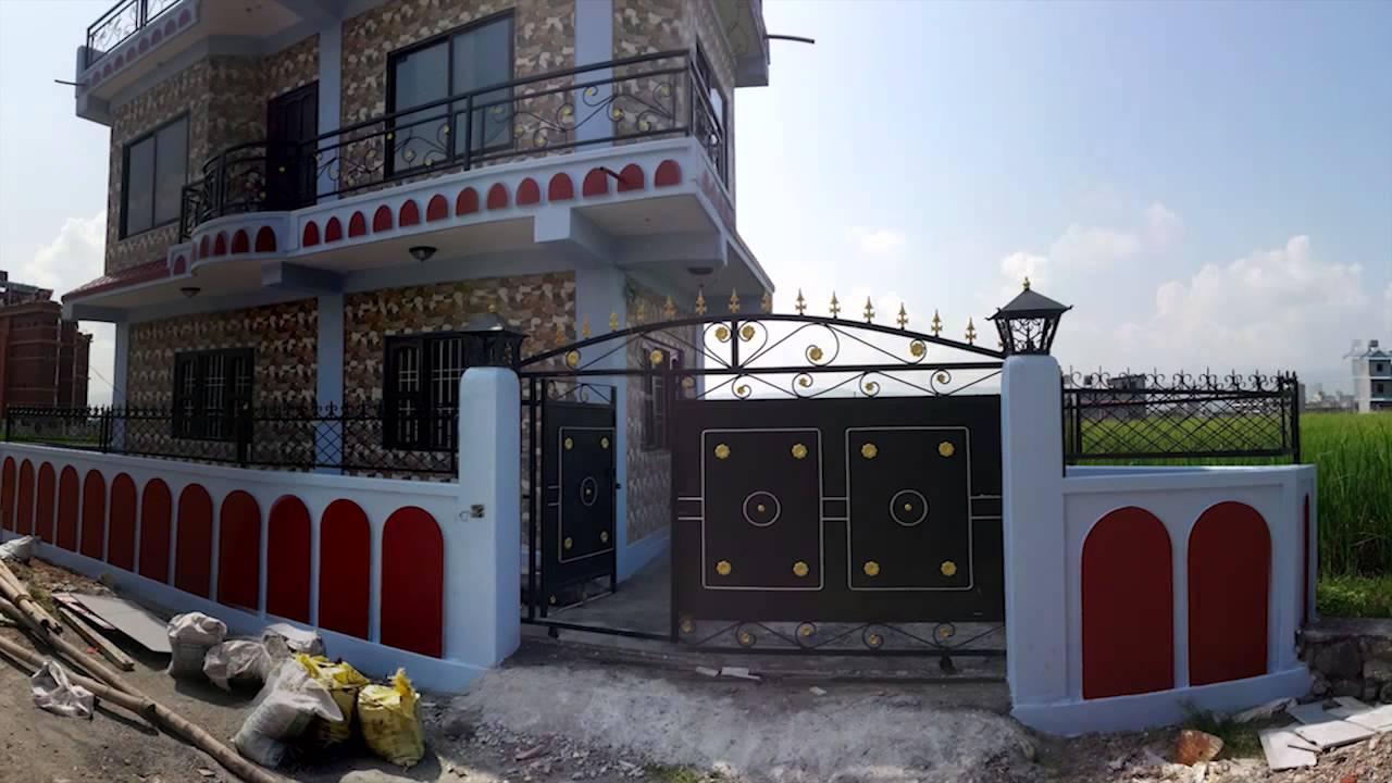 Buysell House In Chauthe Pokhara Wwwpokhara Gharjagga