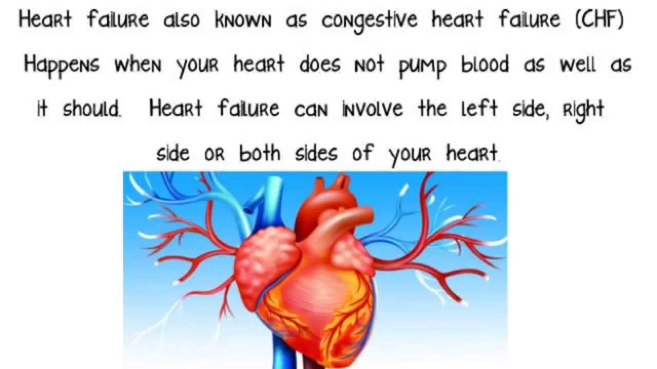 Be the Best Nurse: Nursing Interventions for Heart Failure ...