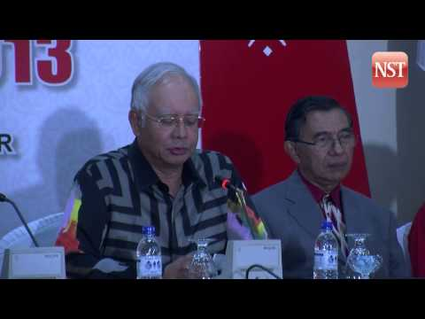 UMNO ELECTION 2013: Democracy alive and well in party, says Najib